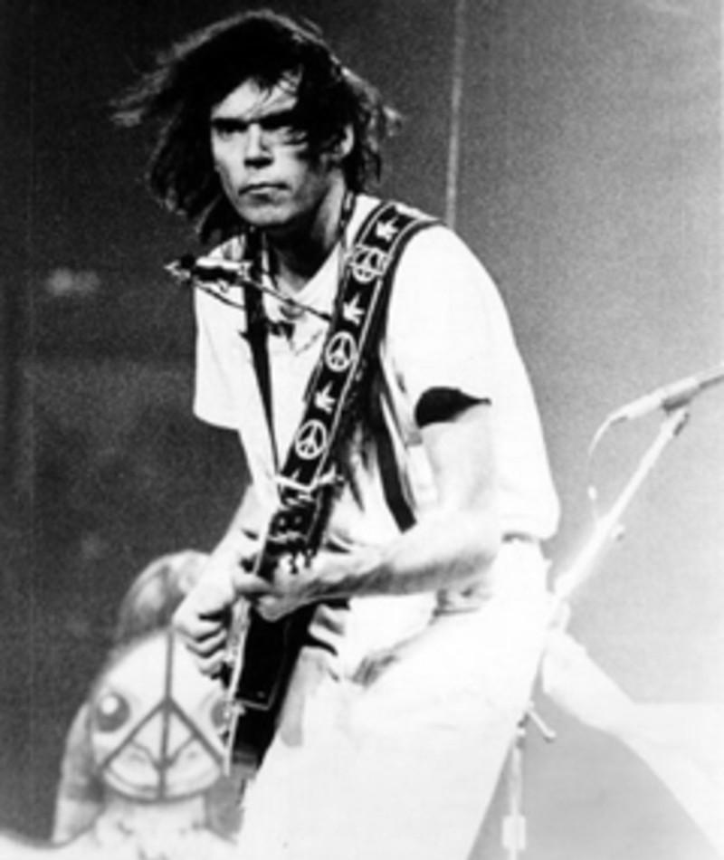 Foto di Neil Young