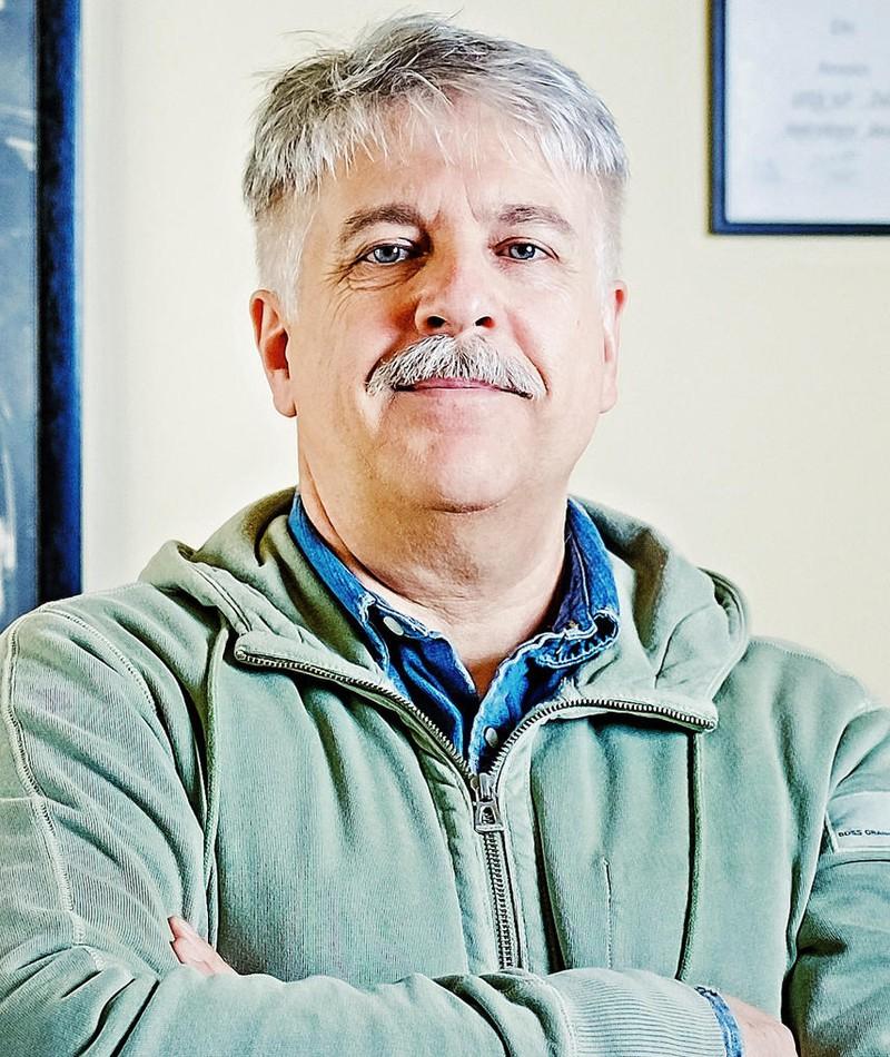 Photo of István Bodzsár