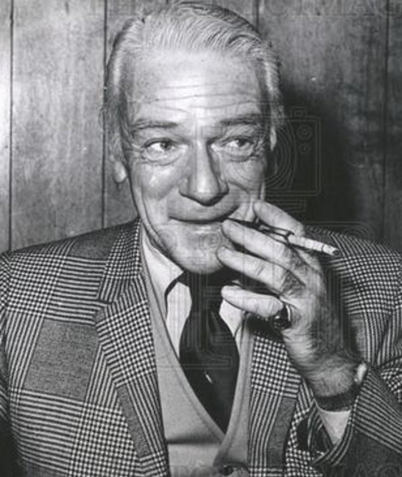 Photo of Murray Matheson
