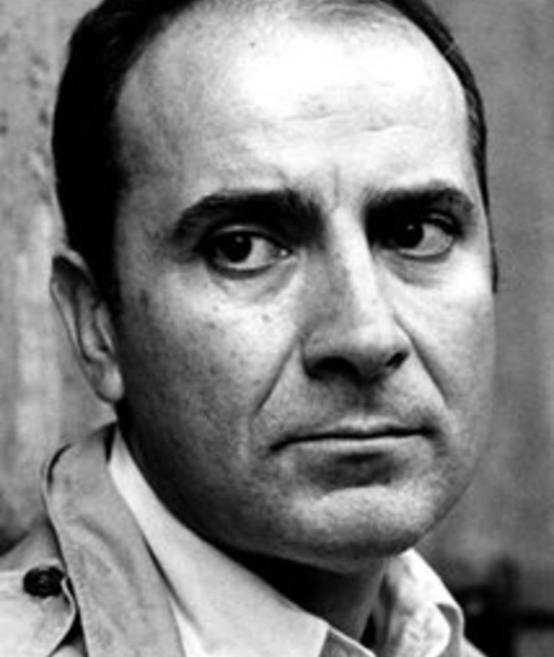 Photo of Manuel Puig