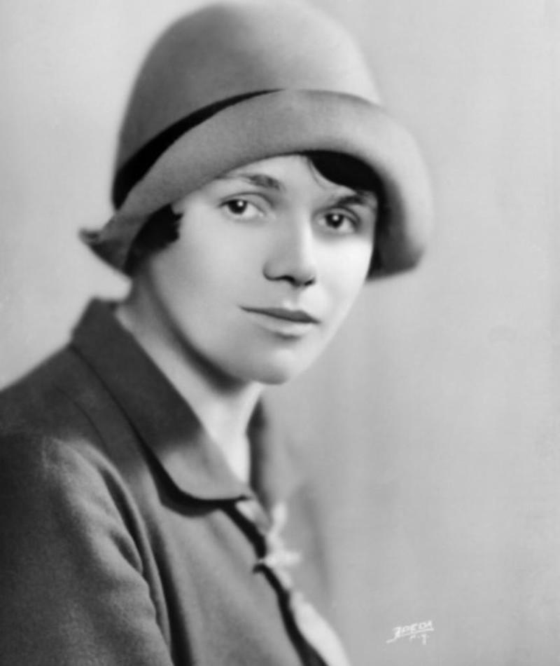 Photo of Agnes Christine Johnston
