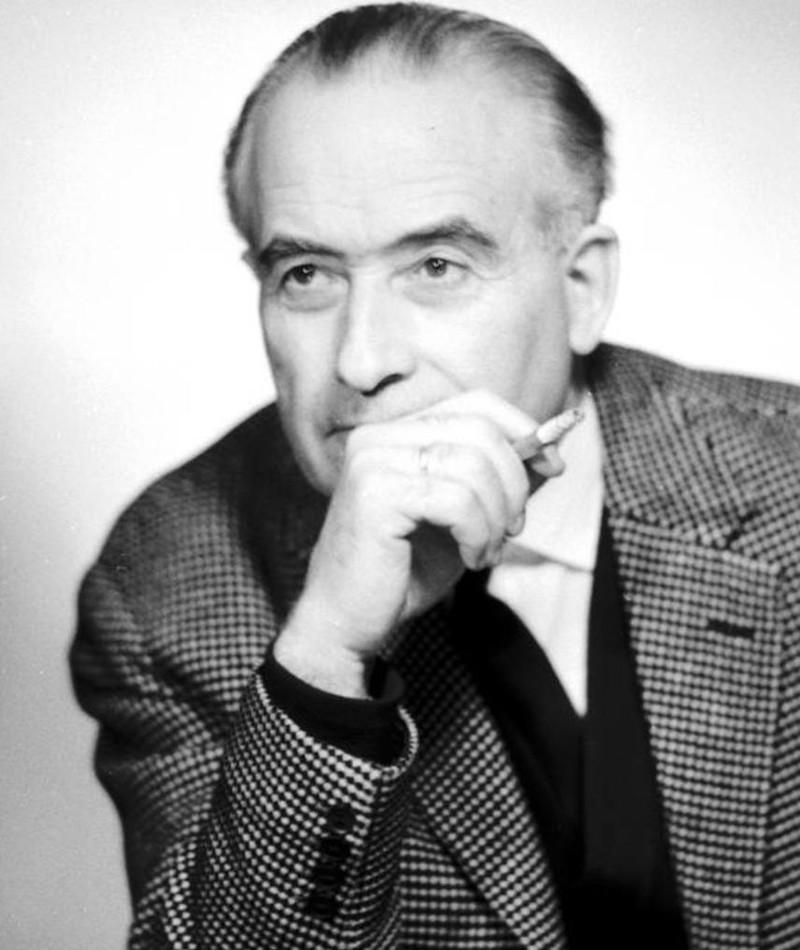Photo of Jan Kreczmar