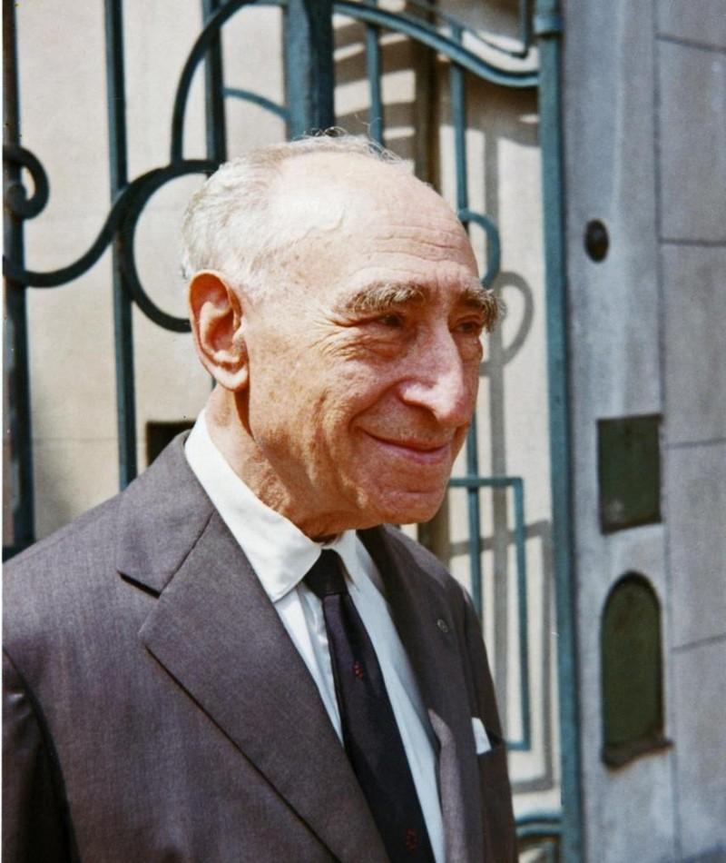 Photo of Adolfo Morpurgo