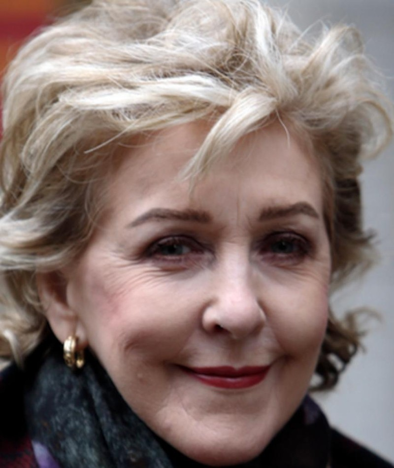 Photo of Patricia Hodge