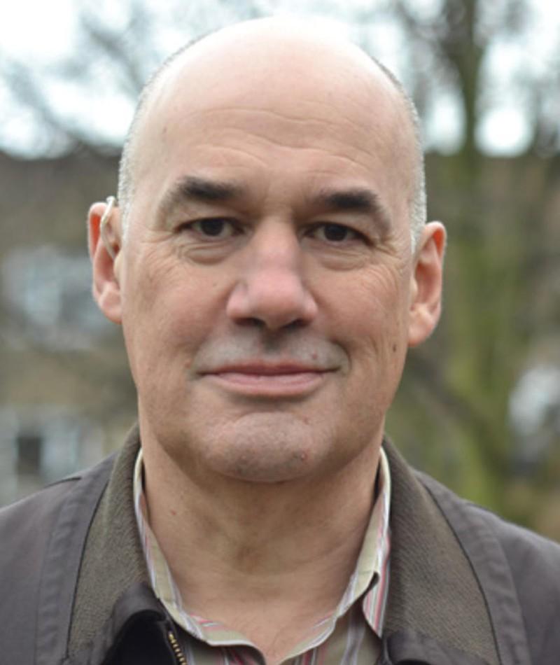 Photo of Jonathan Hewes