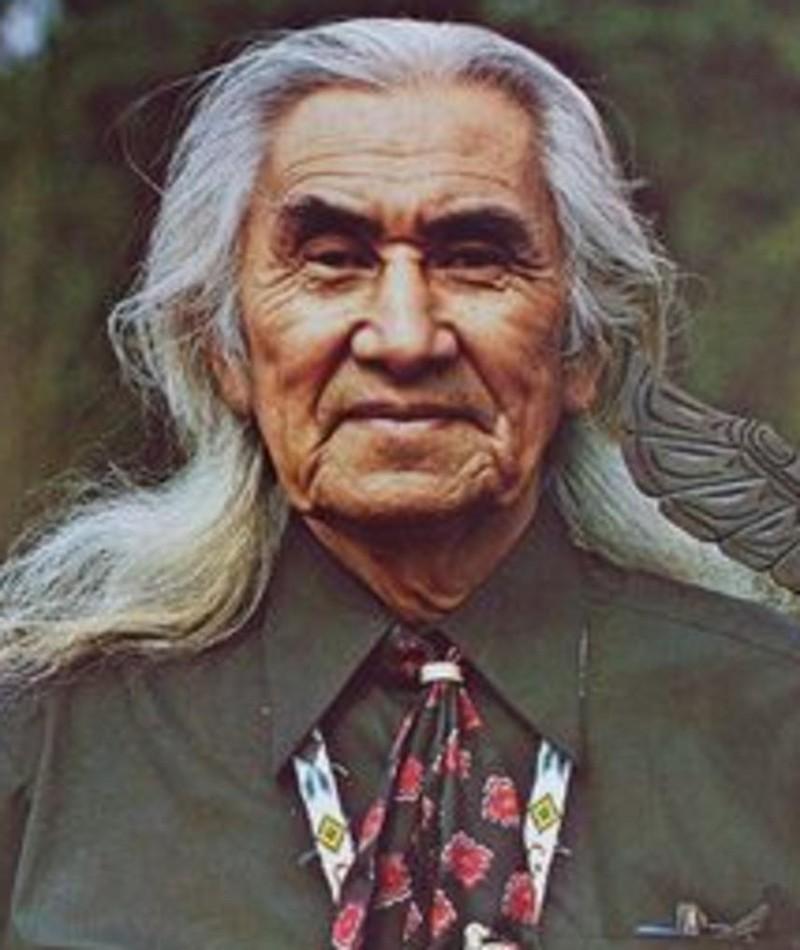 Photo of Chief Dan George
