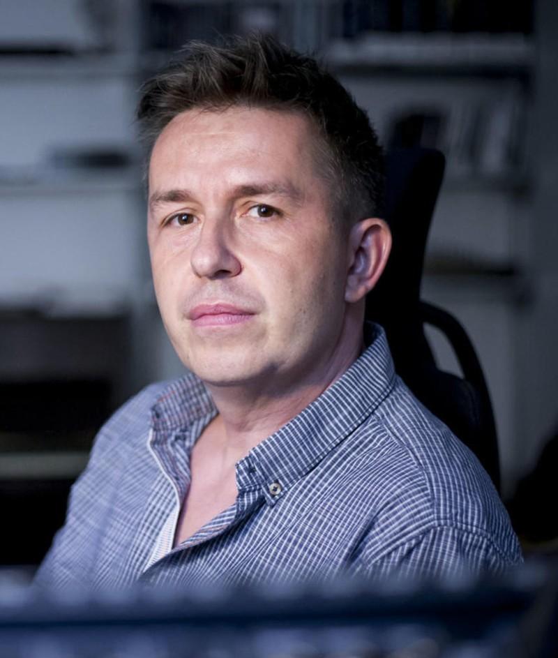 Photo of Michal Novinski