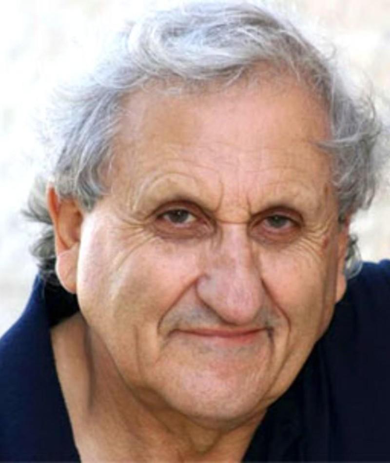 Photo of Abraham B. Jehoshua