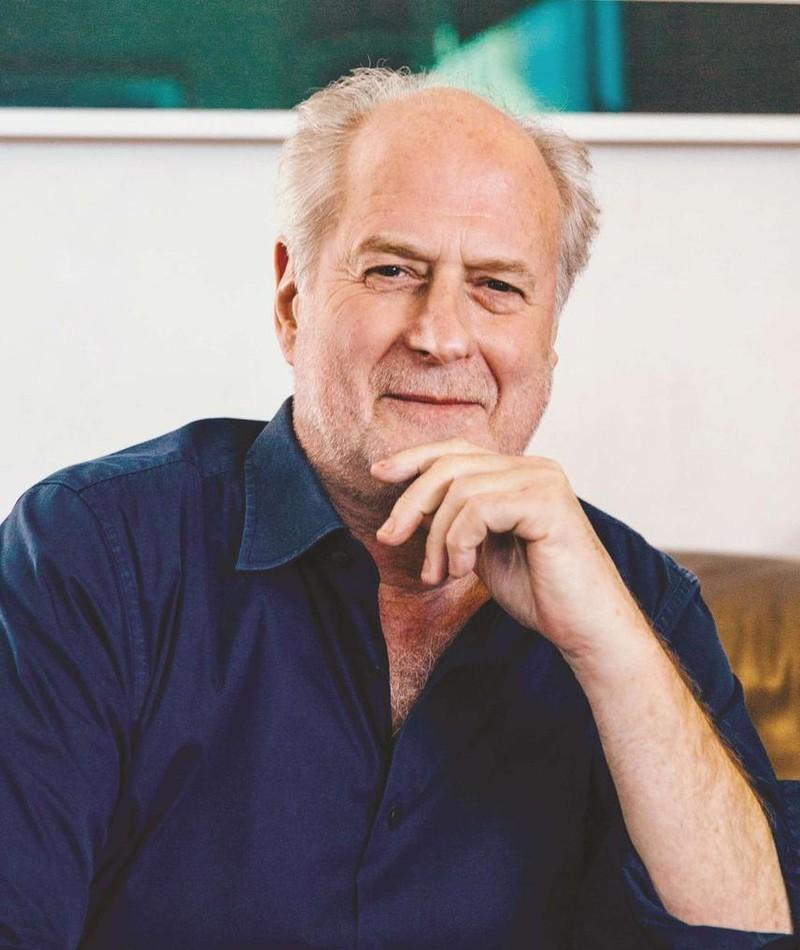 Photo of Michael Gudinski