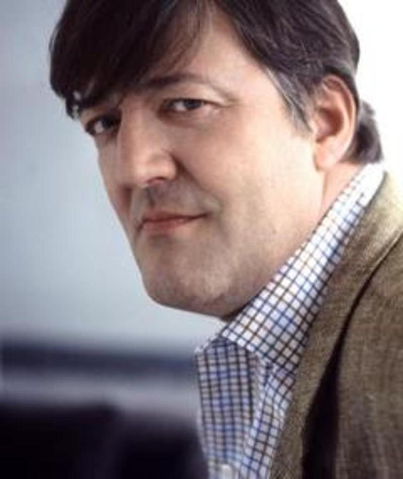 Photo of Stephen Fry
