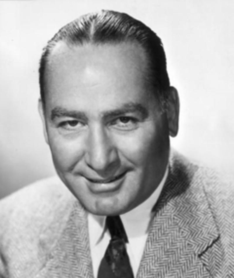 Photo of Hal B. Wallis