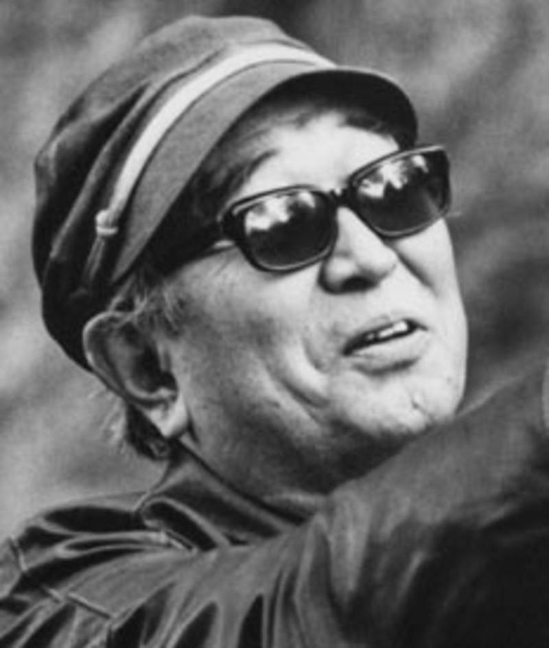 Foto di Akira Kurosawa