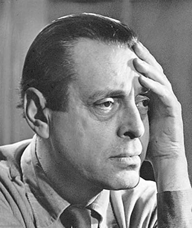 Photo of Leopold Lindtberg