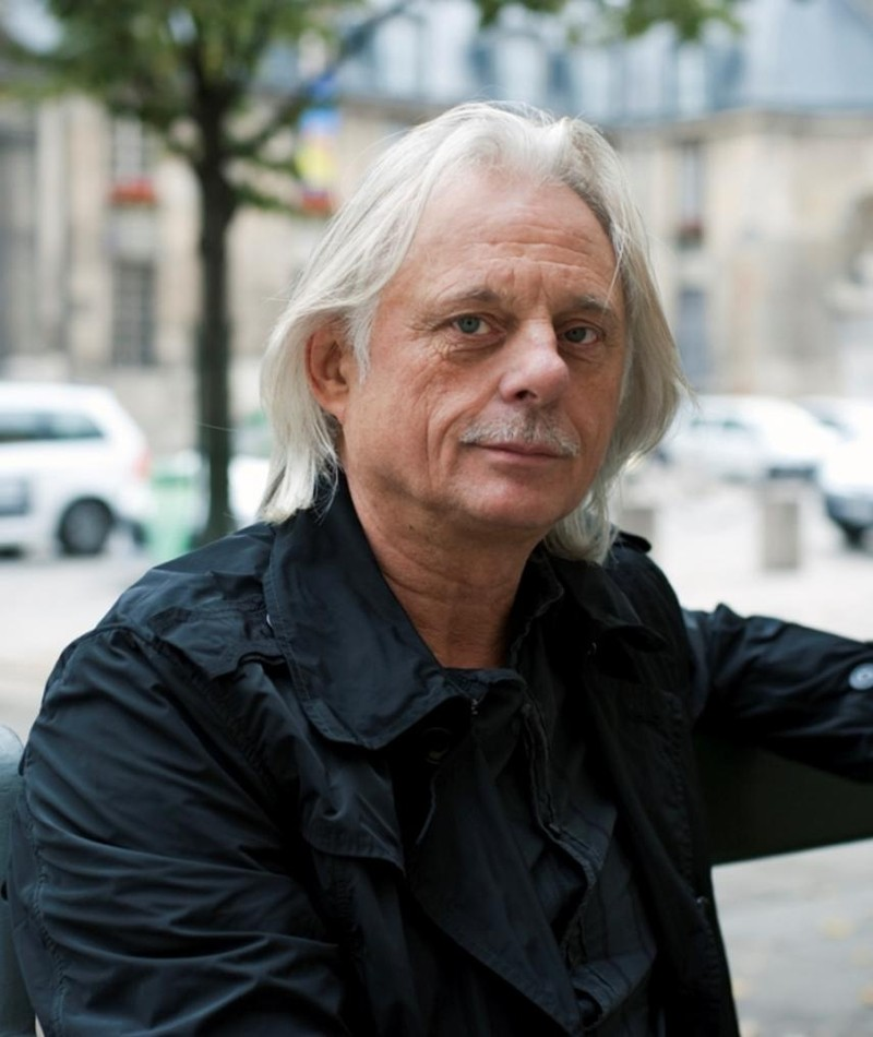 Photo of Manfred Eicher