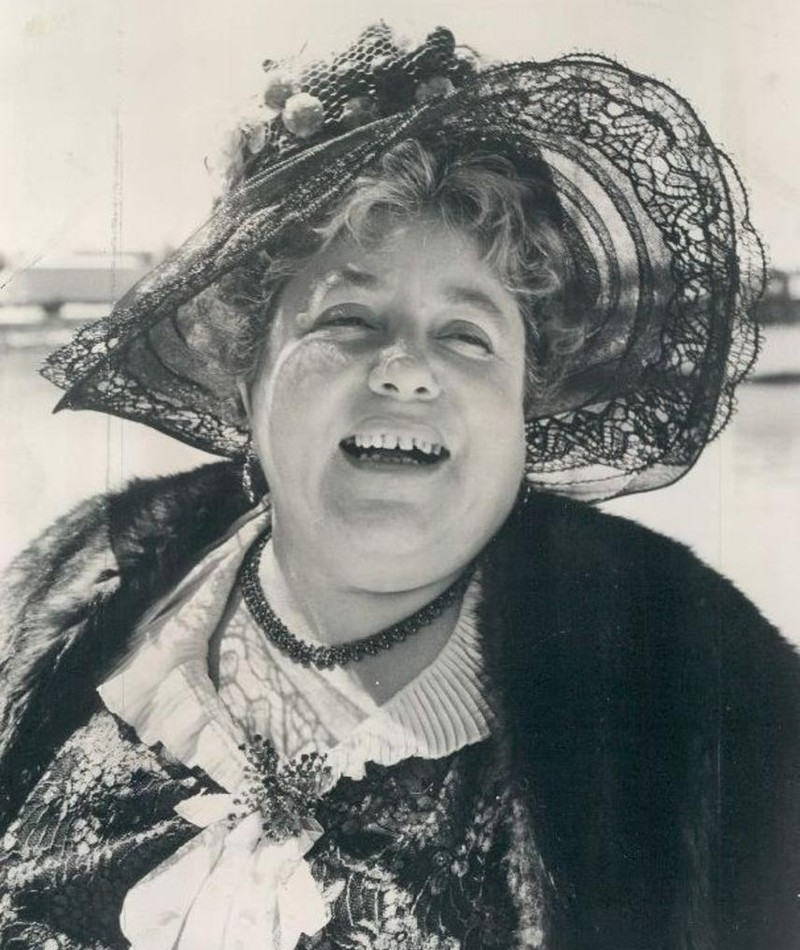Photo of Georgette Anys