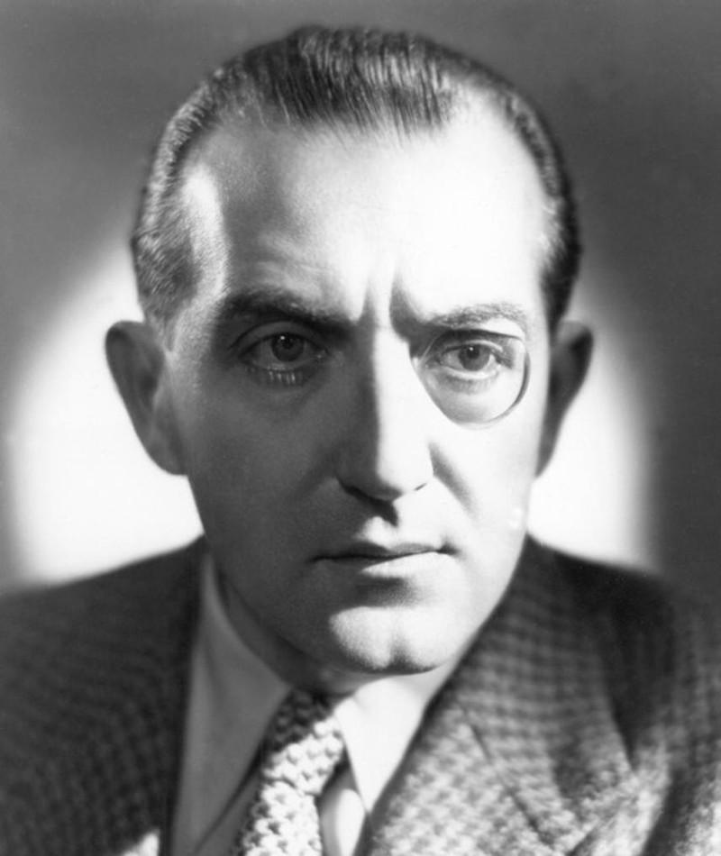 Photo of Fritz Lang