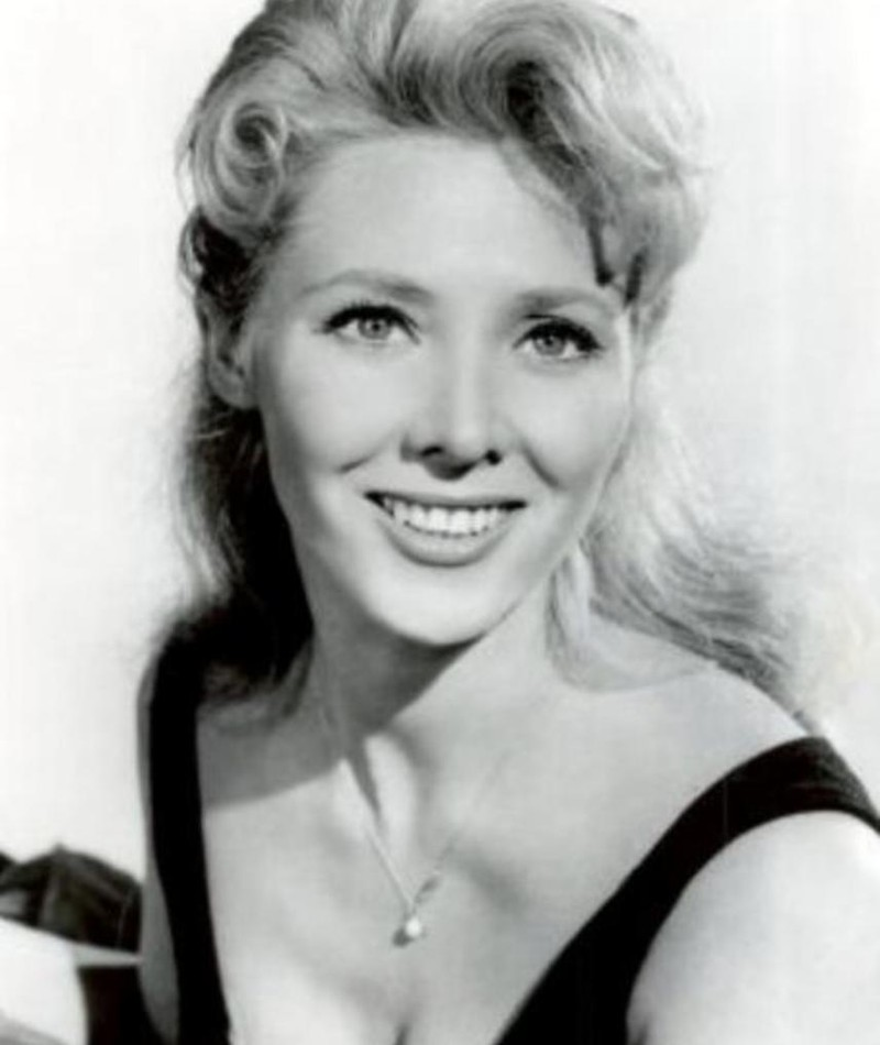 Photo of Georgine Darcy