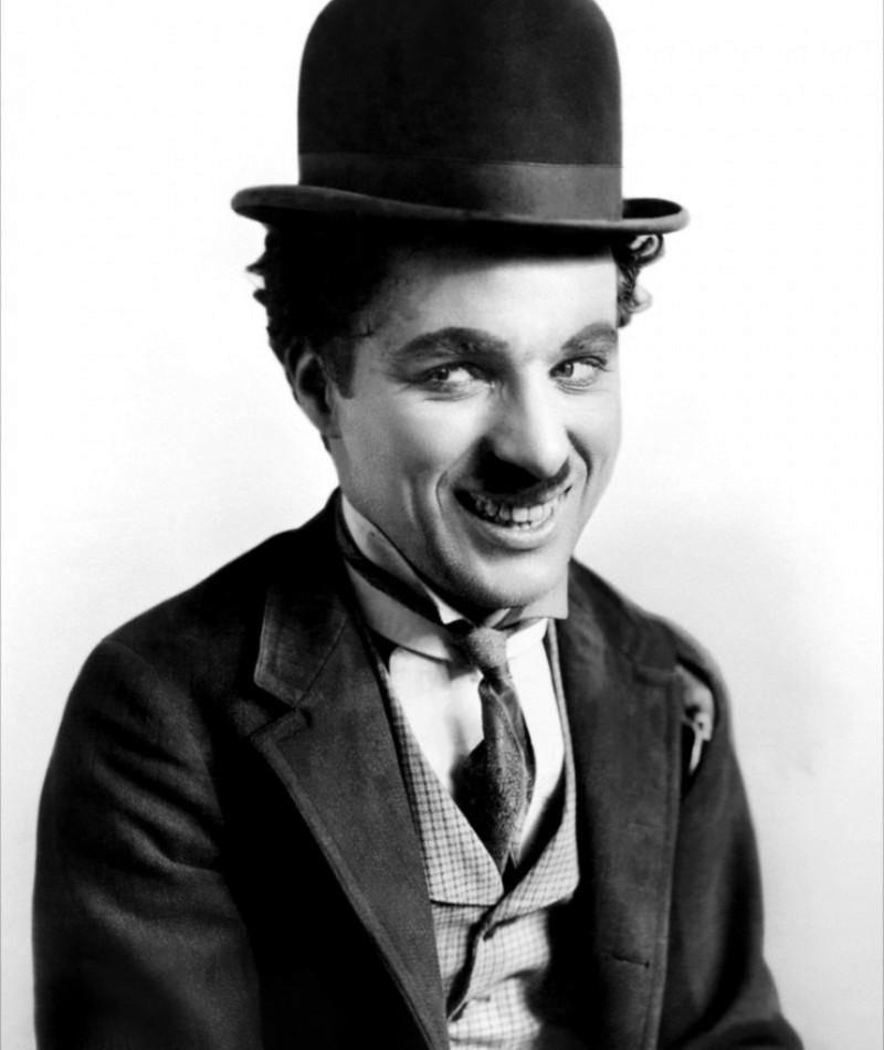 Photo of Charlie Chaplin
