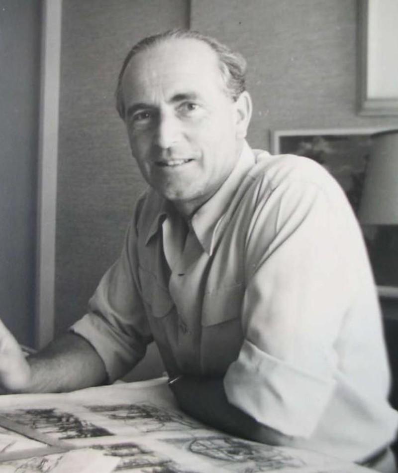 Photo of Franz Bachelin