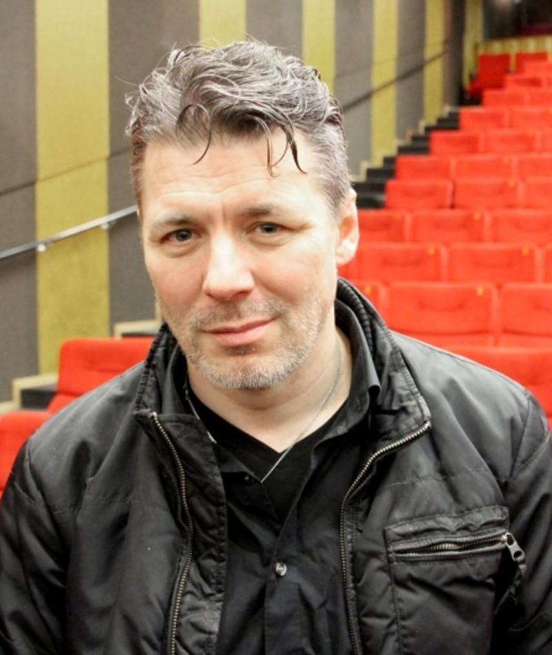 Photo of Janne Hyytiäinen