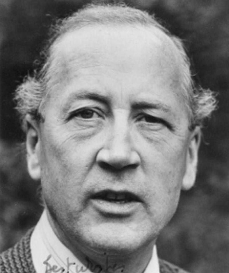 Photo of Bernard Hepton