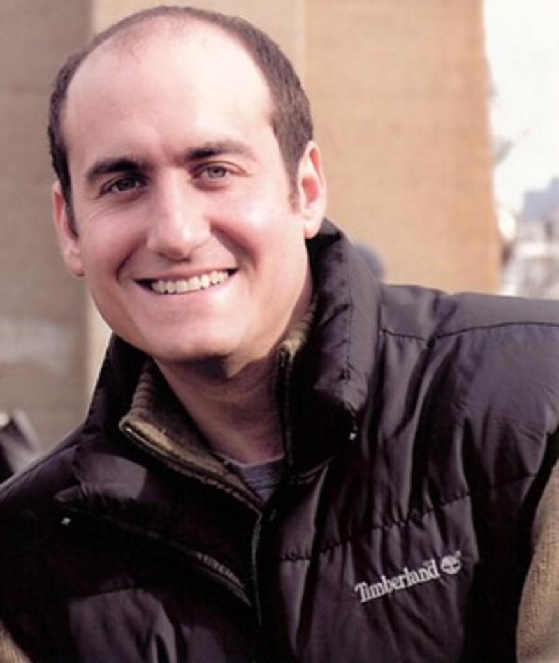Photo of James D. Solomon