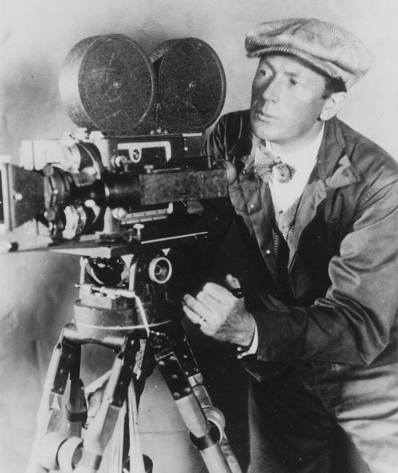 Photo of F.W. Murnau