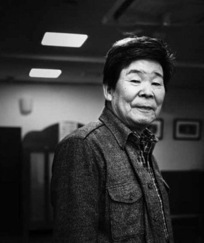Photo of Isao Takahata