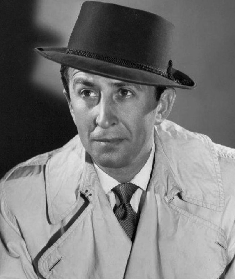Photo of George Petrie