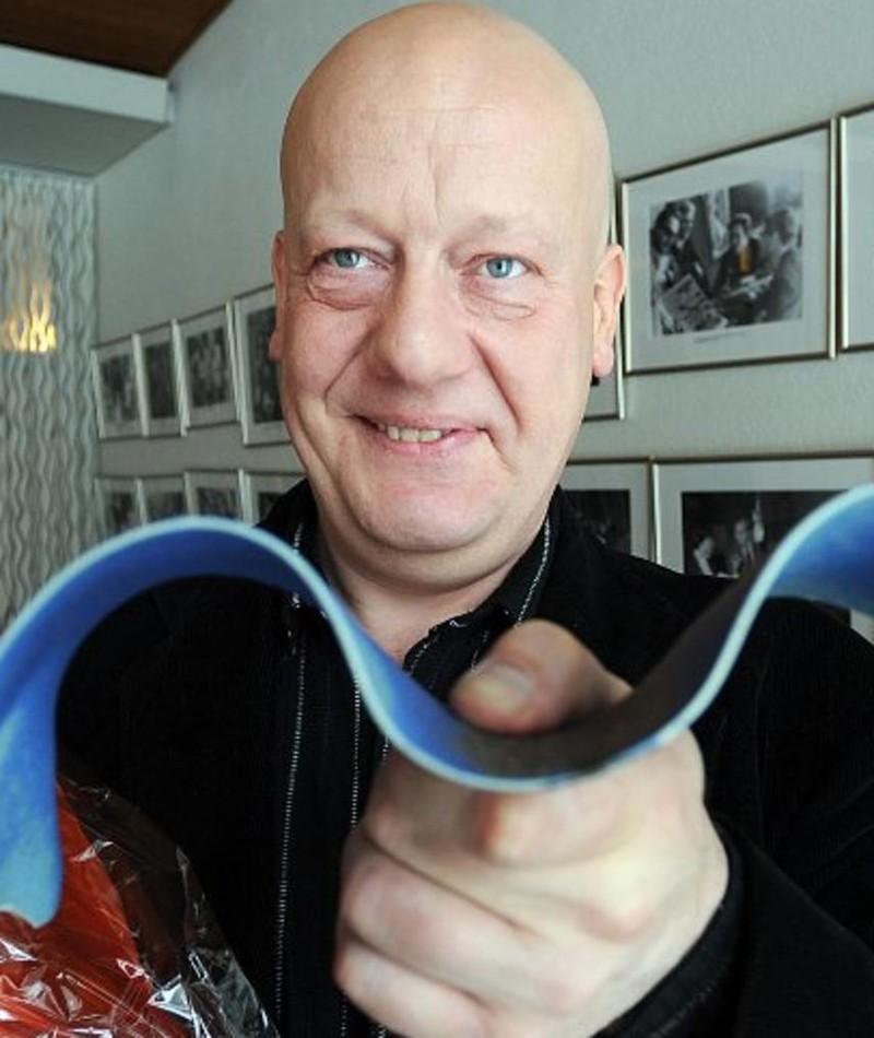 Photo of Trond Høvik