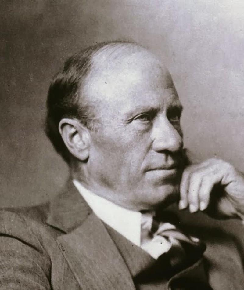 Photo of Louis F. Gottschalk