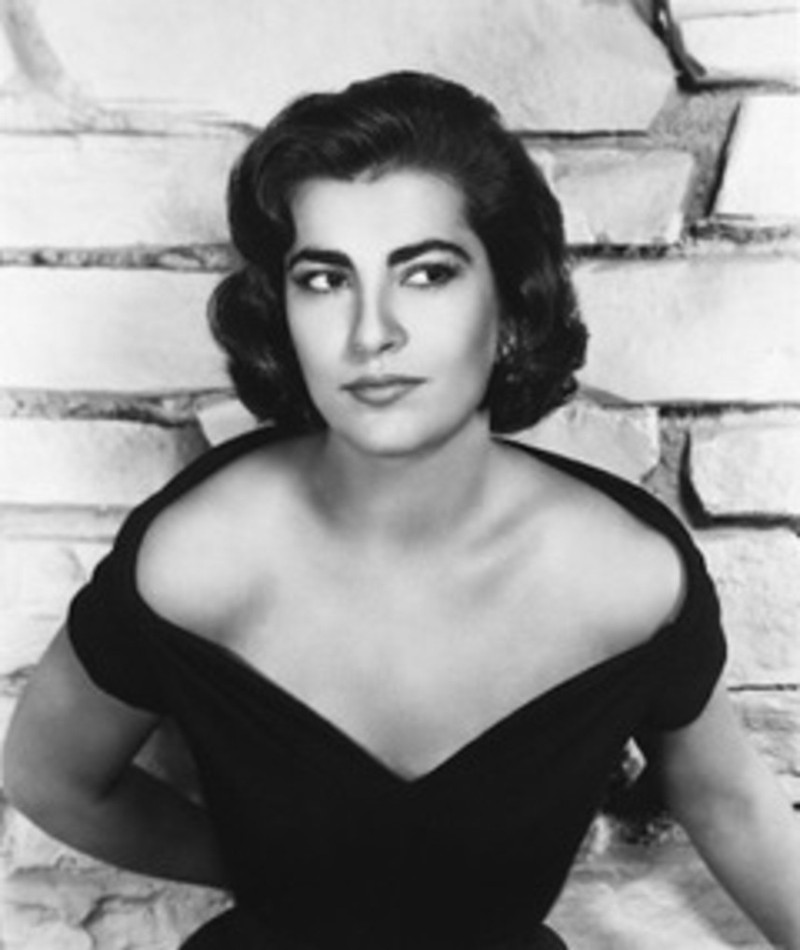 Photo of Irene Papas