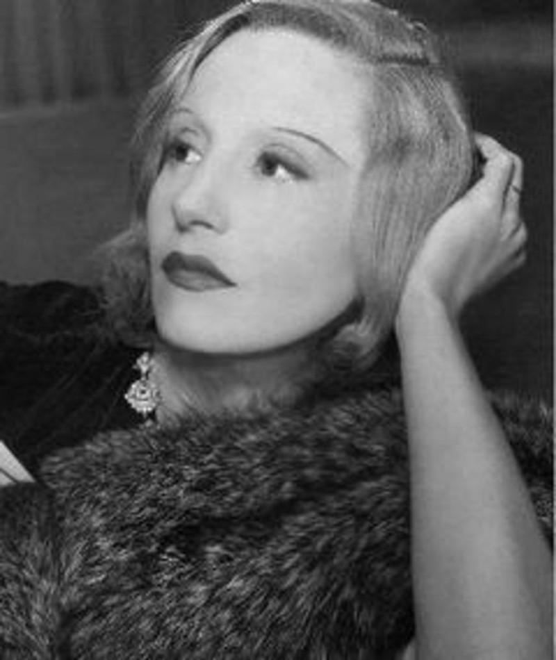 Photo of Elisabeth Bergner