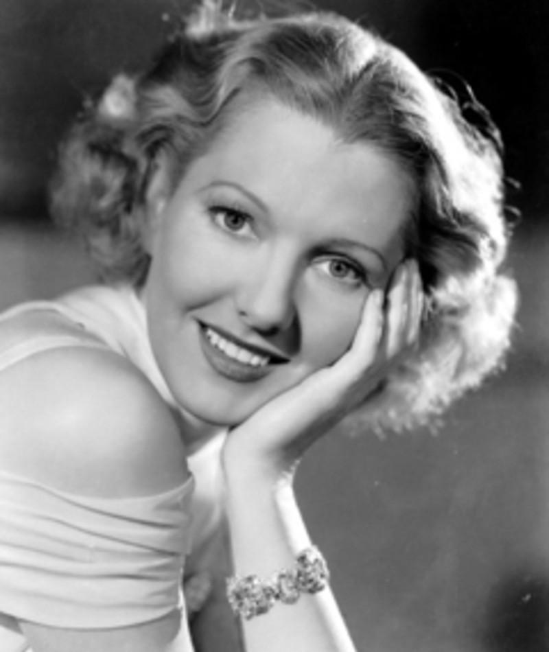 Photo of Jean Arthur