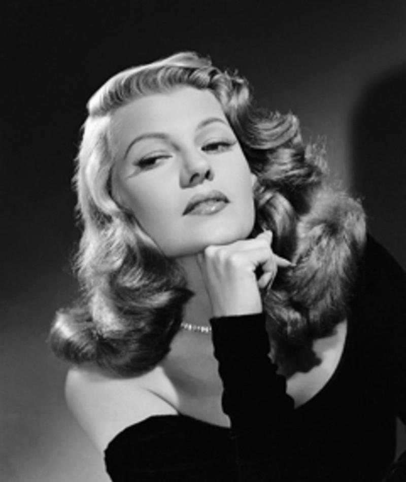 Photo of Rita Hayworth