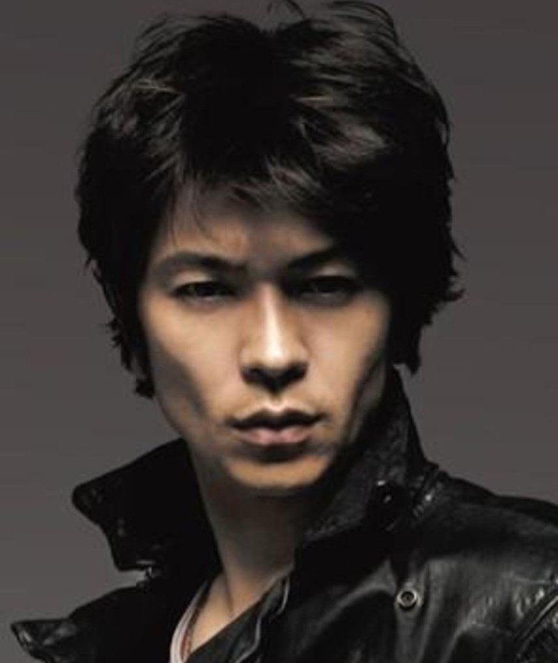 Photo of Shinji Takeda