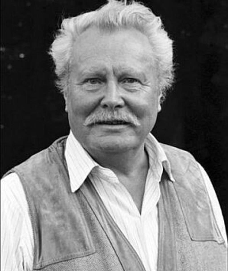 Photo of Ernst Schröder