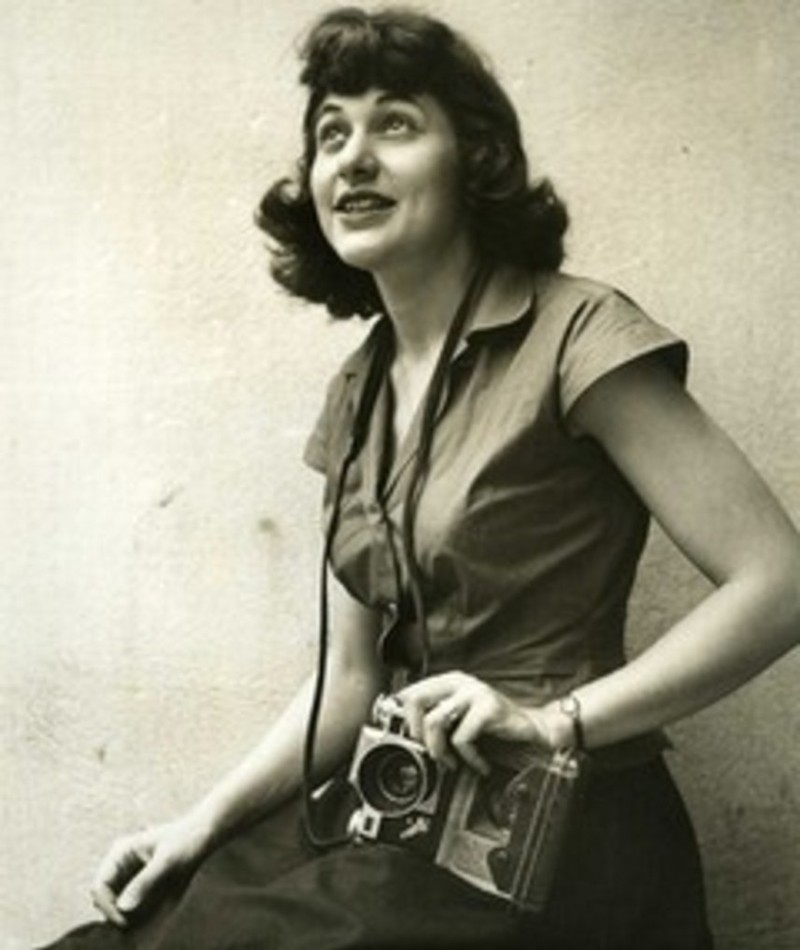 Photo of Ruth Orkin