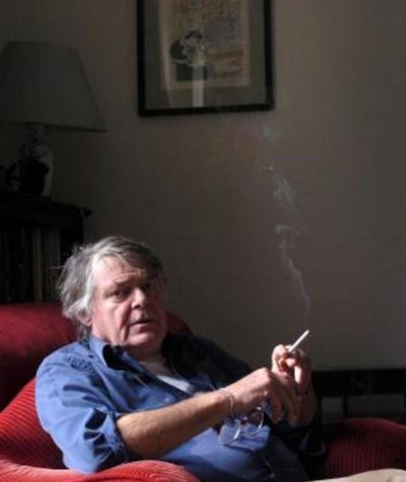 Photo of Simon Gray