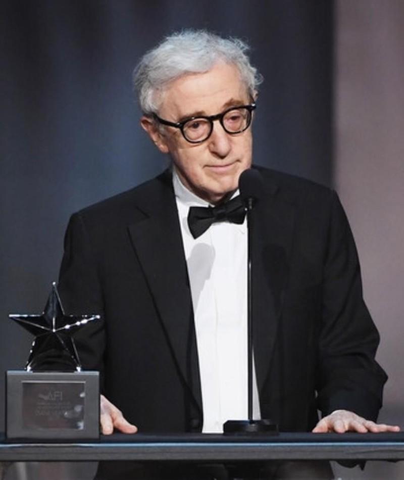Photo of Woody Allen