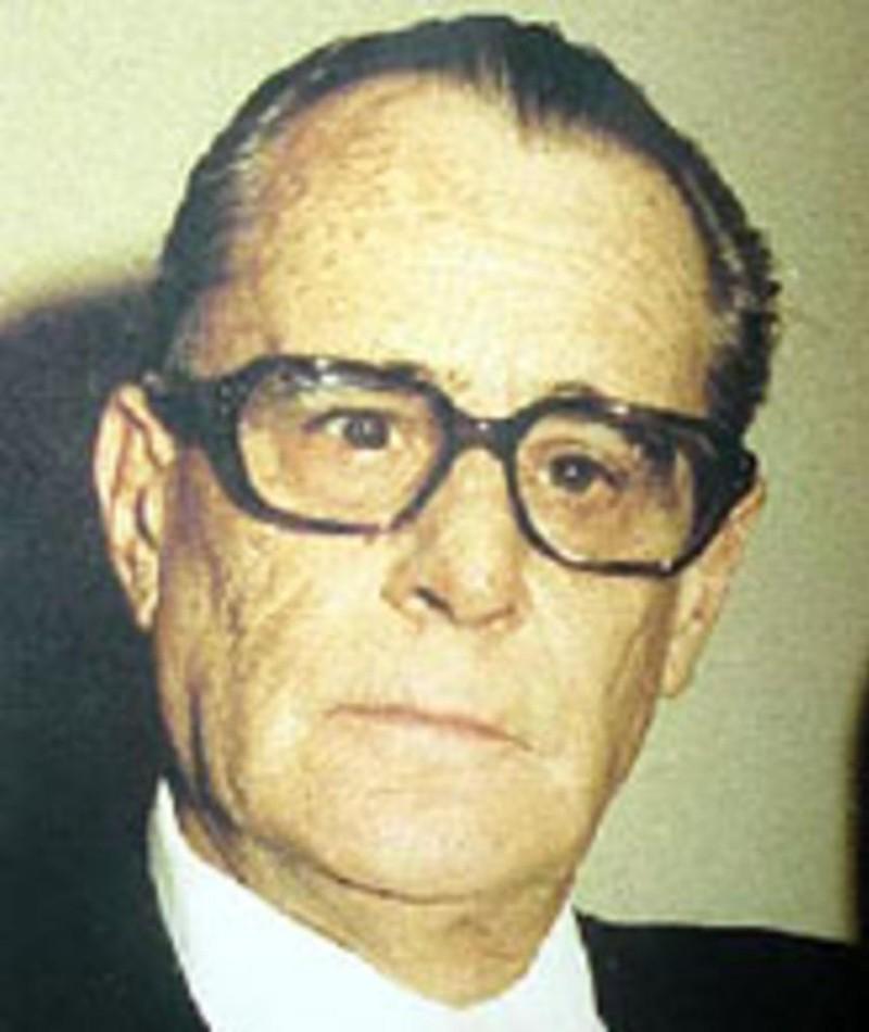 Photo of Rafael García Travesi