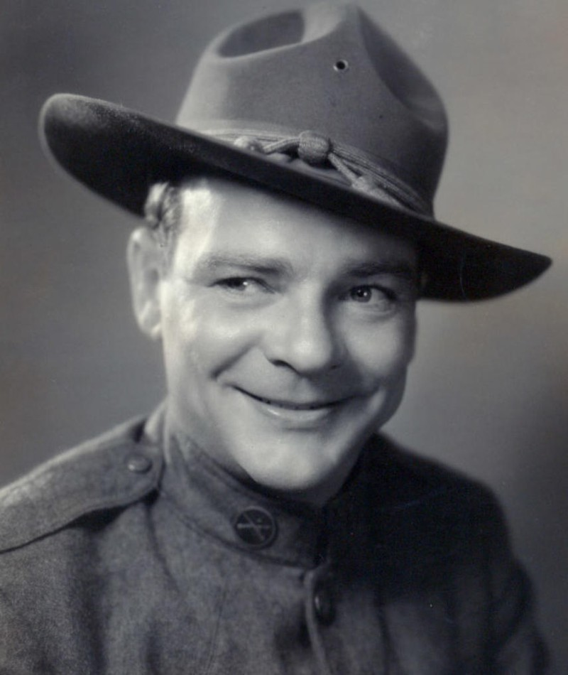 Photo of Russell Hopton