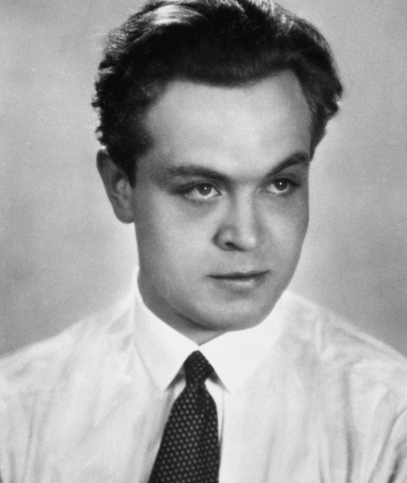 Photo of Gustav Fröhlich