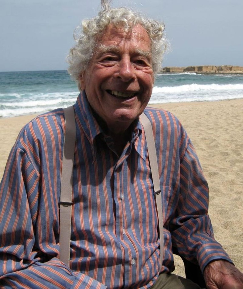 Photo of Walter Lassally