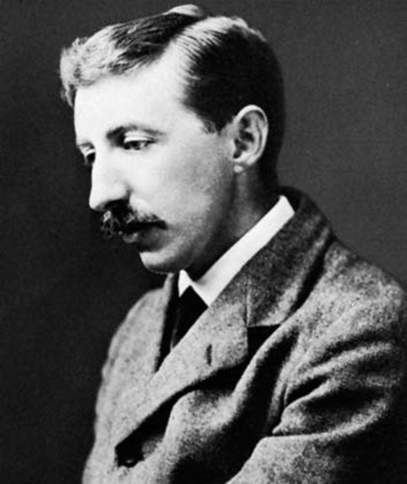 Photo of E.M. Forster
