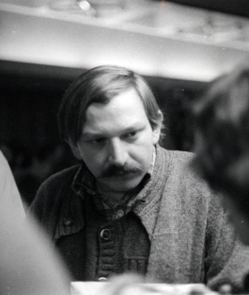 Photo of Jean-Louis Comolli