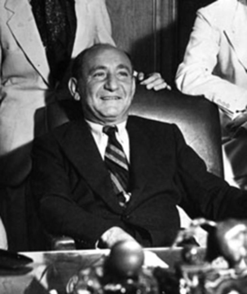 Photo of Joseph M. Schenck