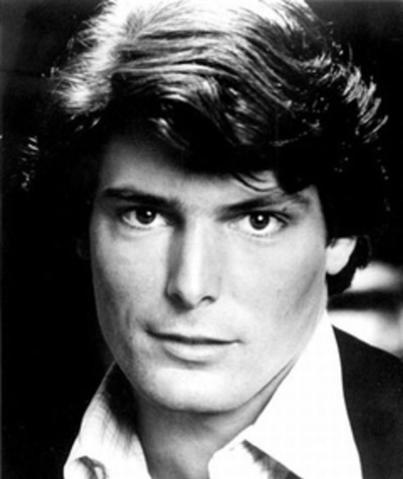 Photo of Christopher Reeve