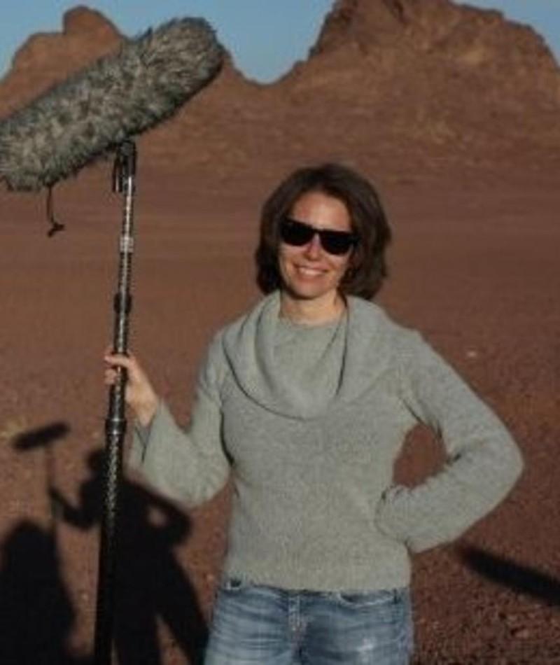 Photo of Marianne Roussy