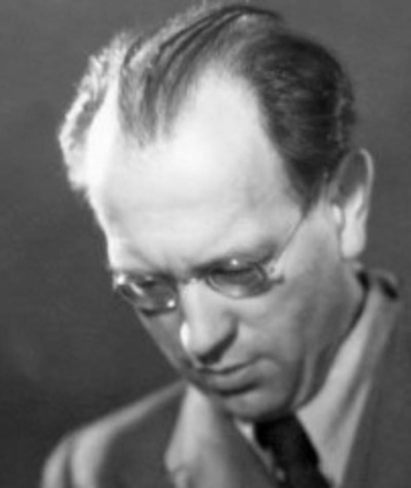 Photo of Alois Melichar